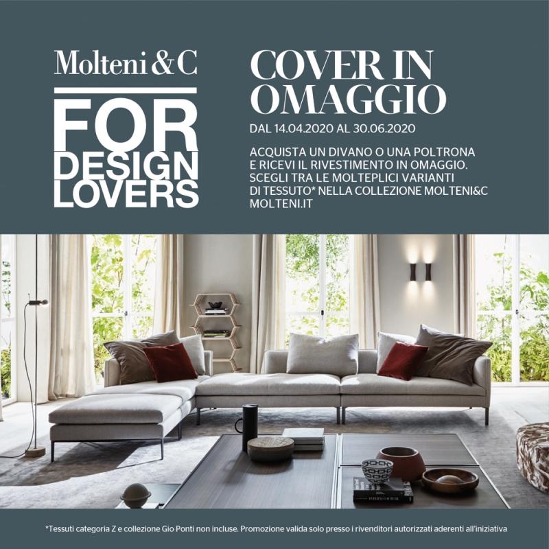 Cover in omaggio – Molteni