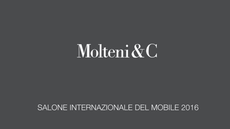 Molteni salone del Mobile 2017